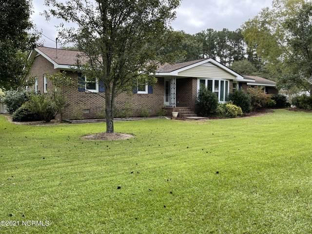 614 Ridge Drive, Goldsboro, NC 27530 (MLS #100292246) :: Berkshire Hathaway HomeServices Prime Properties