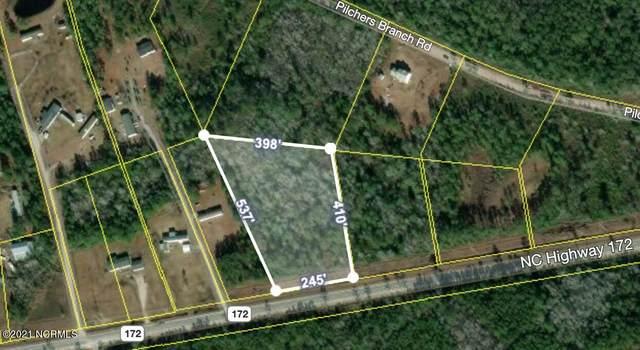 1547 Highway 172, Sneads Ferry, NC 28460 (MLS #100292251) :: Barefoot-Chandler & Associates LLC