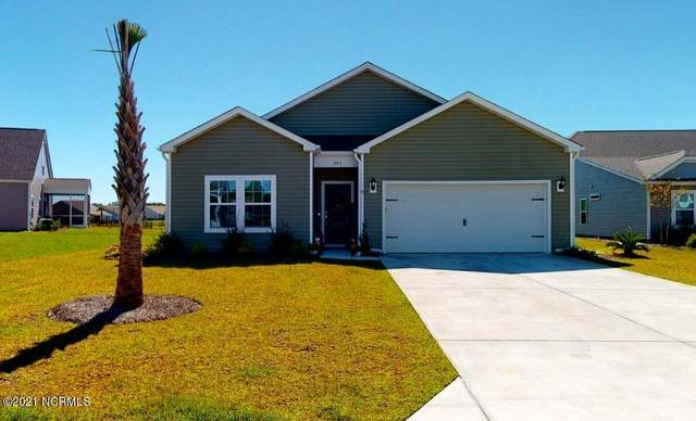 883 Mashpee Court SW, Ocean Isle Beach, NC 28469 (MLS #100292252) :: Berkshire Hathaway HomeServices Prime Properties