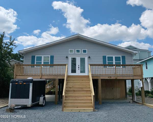 418 37th Street, Sunset Beach, NC 28468 (MLS #100292257) :: Berkshire Hathaway HomeServices Prime Properties