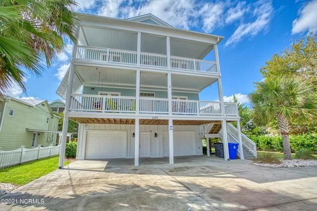 1102 Lake Park Boulevard S, Carolina Beach, NC 28428 (MLS #100292287) :: Barefoot-Chandler & Associates LLC