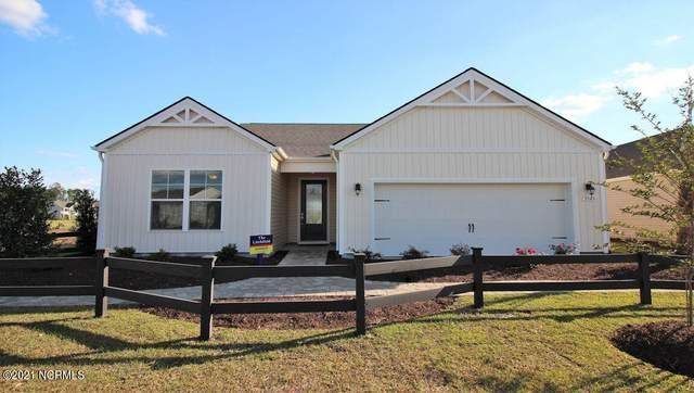 1115 Sea Bourne Way Lot 16- Litchfi, Sunset Beach, NC 28468 (MLS #100292294) :: Frost Real Estate Team