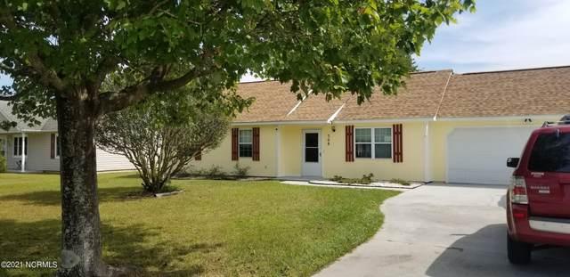 308 Foxtrace Lane, Hubert, NC 28539 (MLS #100292296) :: Frost Real Estate Team