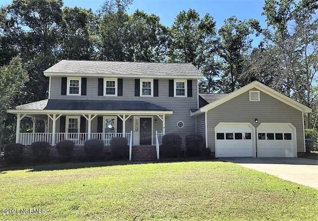 1808 Plantation Circle, Greenville, NC 27858 (MLS #100292303) :: Berkshire Hathaway HomeServices Prime Properties