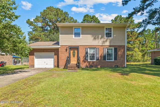 109 Meadowview Court, Jacksonville, NC 28546 (#100292310) :: The Tammy Register Team