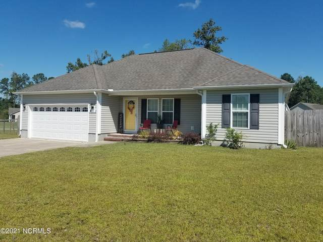 400 Old Stage Road, Richlands, NC 28574 (#100292313) :: The Tammy Register Team