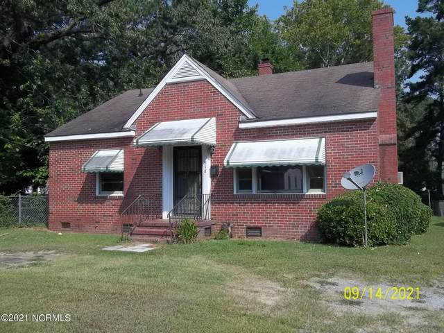 818 Long Avenue, Rocky Mount, NC 27801 (MLS #100292316) :: Vance Young and Associates