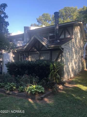 126 Oakmont Drive #4, Greenville, NC 27858 (MLS #100292320) :: CENTURY 21 Sweyer & Associates