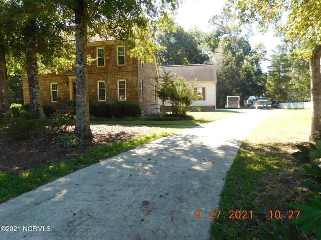 2605 Three Iron Street, Morehead City, NC 28557 (MLS #100292321) :: The Keith Beatty Team