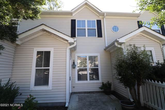 5813 Wrightsville Avenue Apt 167, Wilmington, NC 28403 (MLS #100292323) :: Berkshire Hathaway HomeServices Prime Properties