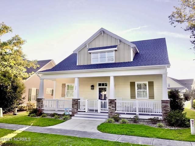 307 Fulford Street, Beaufort, NC 28516 (MLS #100292326) :: Barefoot-Chandler & Associates LLC