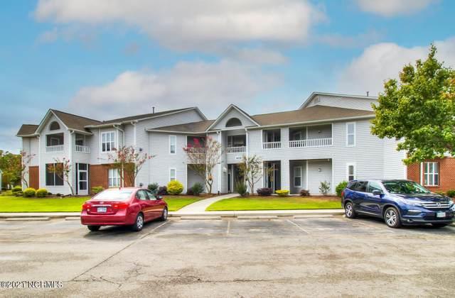 4112 Breezewood Drive Unit 201, Wilmington, NC 28412 (MLS #100292333) :: Barefoot-Chandler & Associates LLC