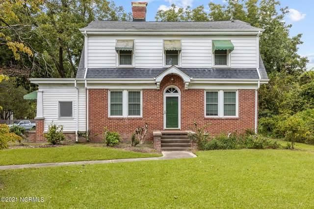 2407 E Fifth Street, Greenville, NC 27858 (MLS #100292370) :: Lynda Haraway Group Real Estate