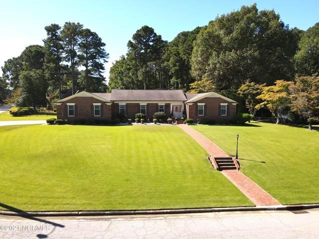1017 Brookside Drive NW, Wilson, NC 27893 (MLS #100292372) :: Barefoot-Chandler & Associates LLC