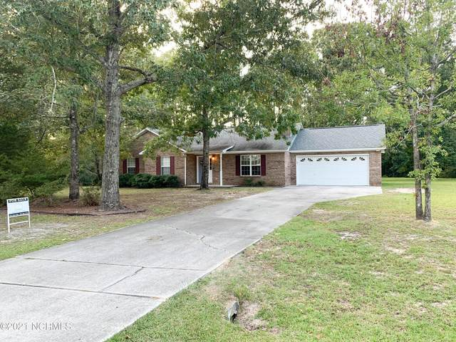 105 Cherry Branch Drive, Havelock, NC 28532 (MLS #100292375) :: Vance Young and Associates