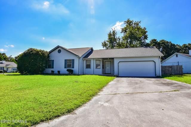2901 Norbrick Street, Midway Park, NC 28544 (MLS #100292378) :: Barefoot-Chandler & Associates LLC