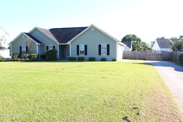 125 Bur Oaks Boulevard, Newport, NC 28570 (MLS #100292393) :: Berkshire Hathaway HomeServices Hometown, REALTORS®