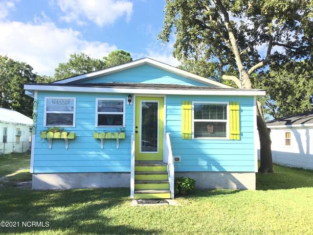 406 Wilson Avenue, Carolina Beach, NC 28428 (MLS #100292396) :: Barefoot-Chandler & Associates LLC