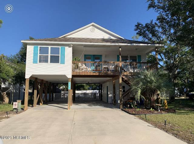114 NE 27th Street, Oak Island, NC 28465 (MLS #100292399) :: Coldwell Banker Sea Coast Advantage