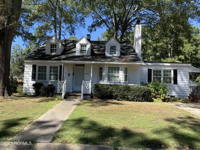 301 N Ave N, Wilson, NC 27893 (MLS #100292402) :: Holland Shepard Group