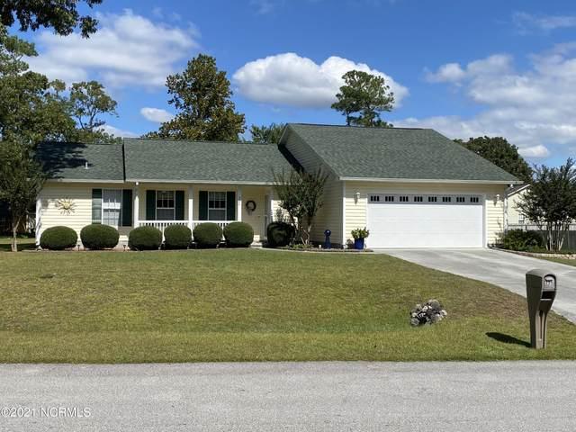 306 Clamdigger Court, Swansboro, NC 28584 (MLS #100292412) :: Berkshire Hathaway HomeServices Prime Properties