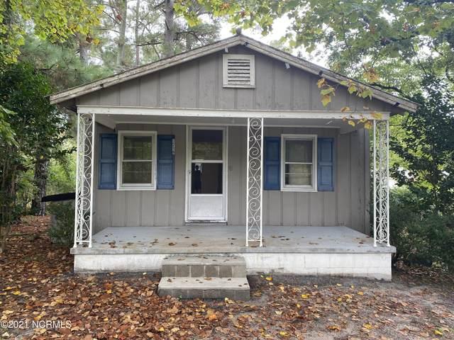 1719 S Asbury Church Road, Washington, NC 27889 (MLS #100292426) :: CENTURY 21 Sweyer & Associates