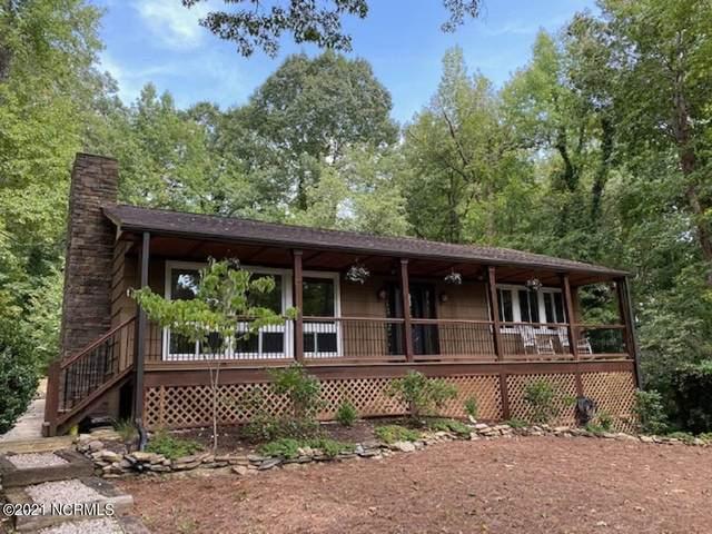 1109 Sourwood Circle, Chapel Hill, NC 27517 (MLS #100292446) :: Berkshire Hathaway HomeServices Hometown, REALTORS®