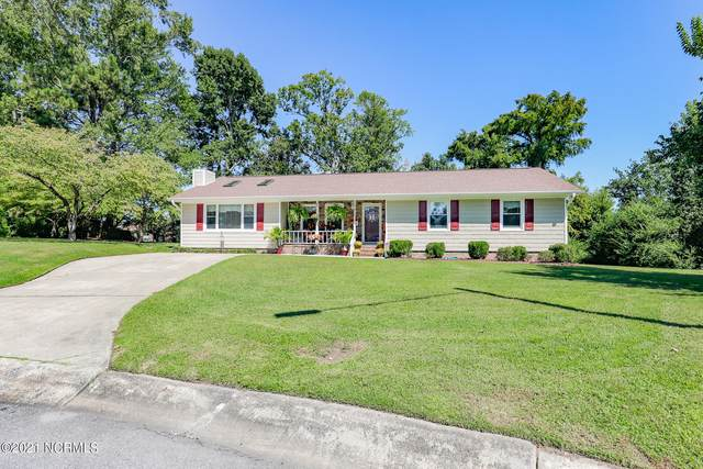 100 Estate Drive, Jacksonville, NC 28540 (MLS #100292453) :: Vance Young and Associates