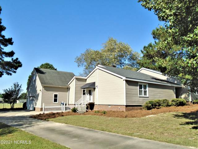 825 Short Spoon Circle, Rocky Mount, NC 27804 (MLS #100292490) :: Vance Young and Associates