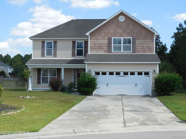 1261 S Brook Road, Winnabow, NC 28479 (MLS #100292496) :: Lynda Haraway Group Real Estate