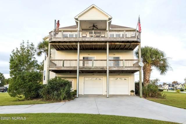 400 Safe Harbour, Newport, NC 28570 (MLS #100292501) :: Lejeune Home Pros of Century 21 Sweyer & Associates