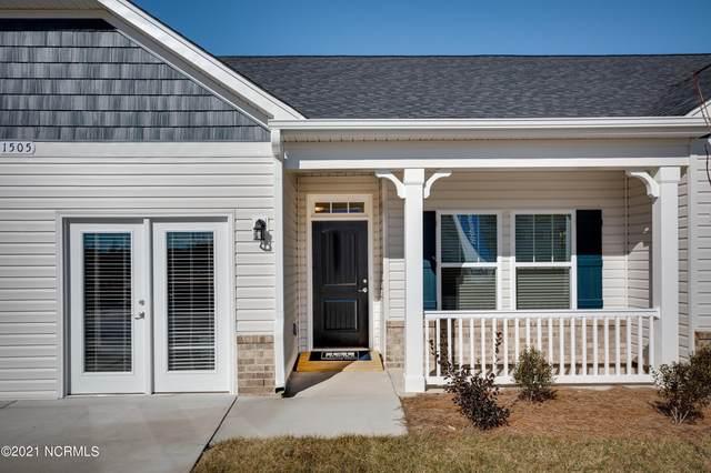 Lot 1a Arnette Drive, Sunset Beach, NC 28468 (MLS #100292529) :: Coldwell Banker Sea Coast Advantage
