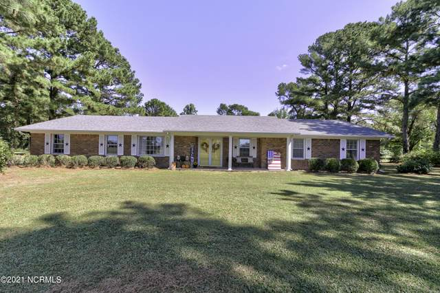 843 Bill Sutton Road, Albertson, NC 28508 (MLS #100292534) :: Vance Young and Associates