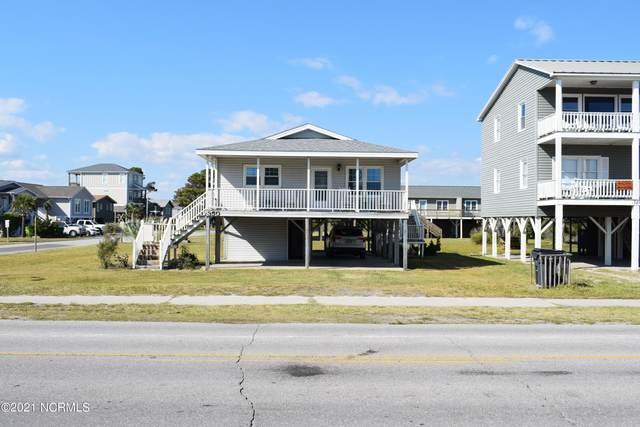 350 Ocean Boulevard W, Holden Beach, NC 28462 (MLS #100292539) :: BRG Real Estate