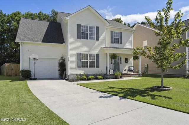 120 Durbin Lane, Jacksonville, NC 28546 (MLS #100292559) :: Coldwell Banker Sea Coast Advantage