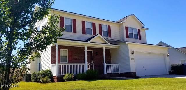 103 Edgefield Drive, Jacksonville, NC 28546 (MLS #100292571) :: Coldwell Banker Sea Coast Advantage