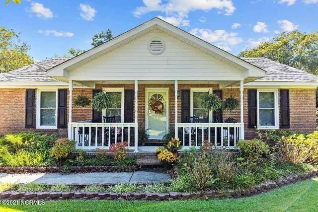 1905 Paulette Road, Morehead City, NC 28557 (MLS #100292615) :: Berkshire Hathaway HomeServices Prime Properties