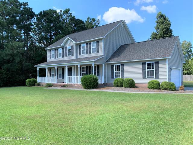 305 Foster Creek Road, Swansboro, NC 28584 (MLS #100292616) :: Courtney Carter Homes