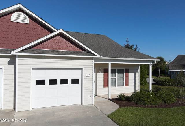 129 Palmetto Place Circle, Beaufort, NC 28516 (MLS #100292635) :: Barefoot-Chandler & Associates LLC