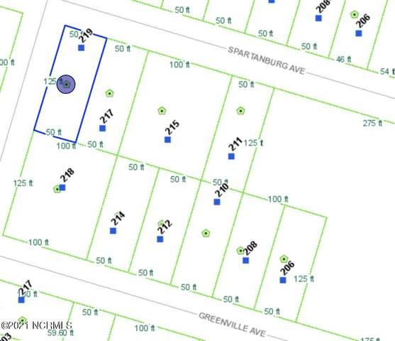 219 Spartanburg Avenue, Carolina Beach, NC 28428 (MLS #100292671) :: Berkshire Hathaway HomeServices Prime Properties