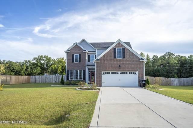 102 Ridge Cove Lane, Swansboro, NC 28584 (MLS #100292674) :: Courtney Carter Homes