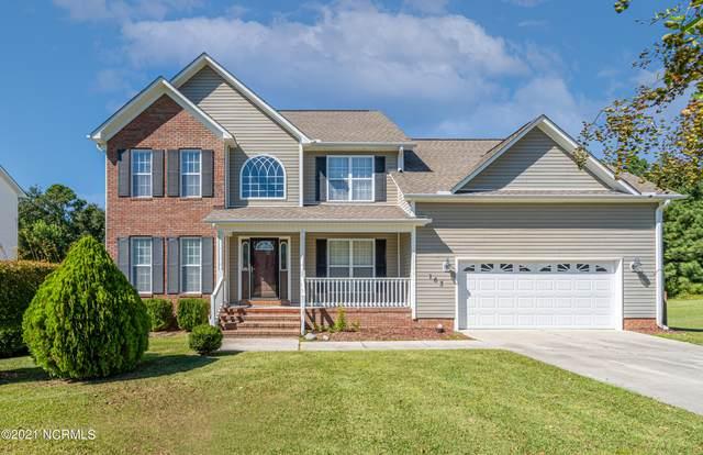 163 Mendover Drive, Jacksonville, NC 28546 (MLS #100292682) :: CENTURY 21 Sweyer & Associates