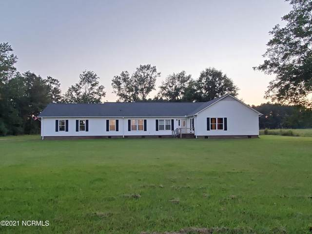 1278 Mill Creek Road, Pollocksville, NC 28573 (MLS #100292726) :: CENTURY 21 Sweyer & Associates