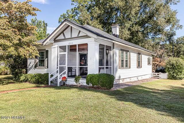 1200 Beal Street, Rocky Mount, NC 27804 (MLS #100292735) :: Barefoot-Chandler & Associates LLC