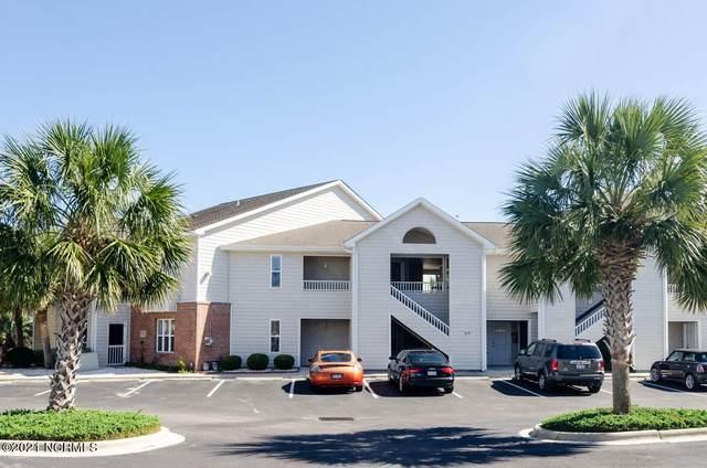 615 Spencer Farlow Drive #12, Carolina Beach, NC 28428 (MLS #100292777) :: Berkshire Hathaway HomeServices Hometown, REALTORS®
