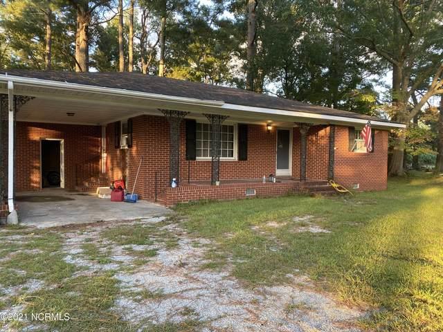 206 8th Street, Maysville, NC 28555 (MLS #100292799) :: Donna & Team New Bern