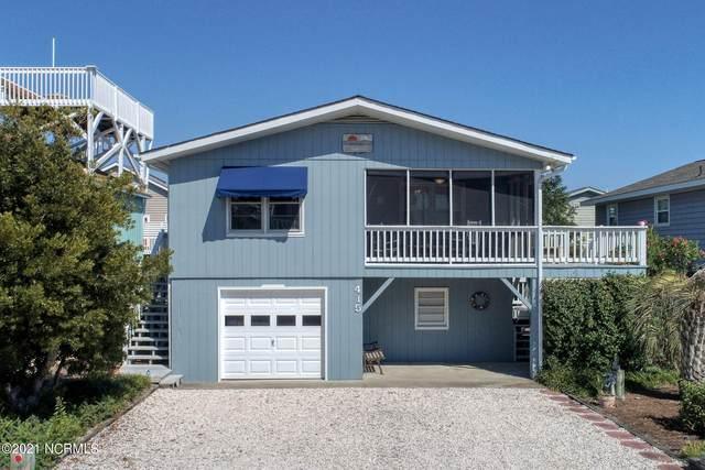 415 32nd Street, Sunset Beach, NC 28468 (MLS #100292806) :: Barefoot-Chandler & Associates LLC