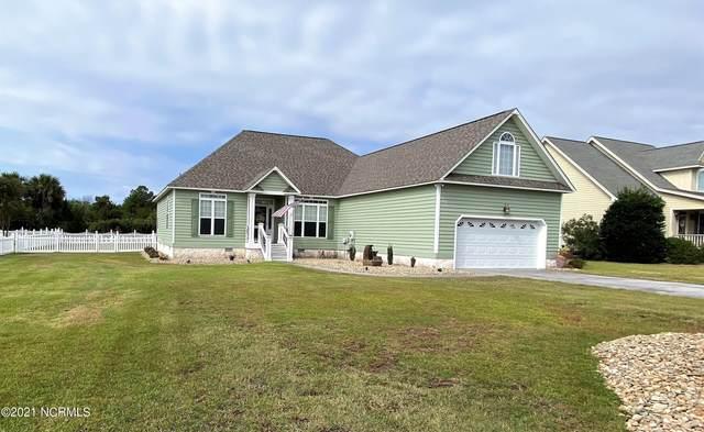 208 Royal Oaks Court, Cedar Point, NC 28584 (MLS #100292818) :: Berkshire Hathaway HomeServices Hometown, REALTORS®