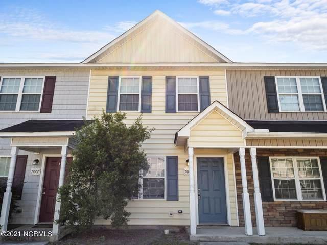 7009 Banister Loop, Jacksonville, NC 28546 (MLS #100292846) :: Shapiro Real Estate Group