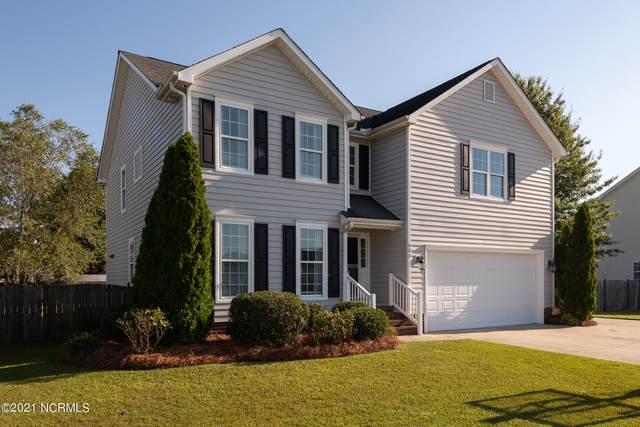 421 Barrel Drive, Winterville, NC 28590 (MLS #100292858) :: Berkshire Hathaway HomeServices Prime Properties